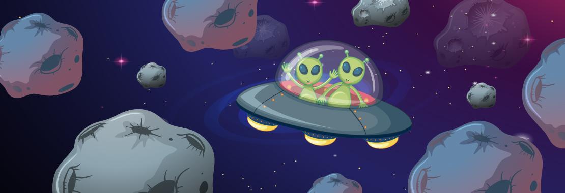 Alien, ET, Extraterrestrial, spaceship