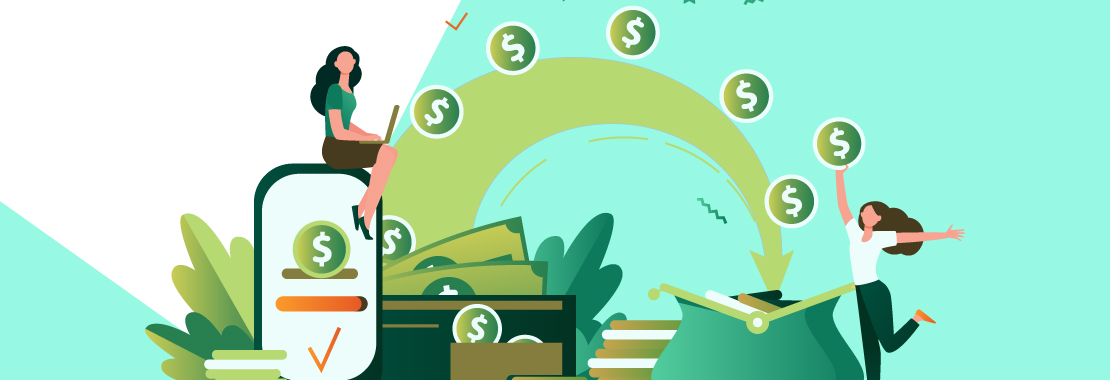 Making money from your smartphone
