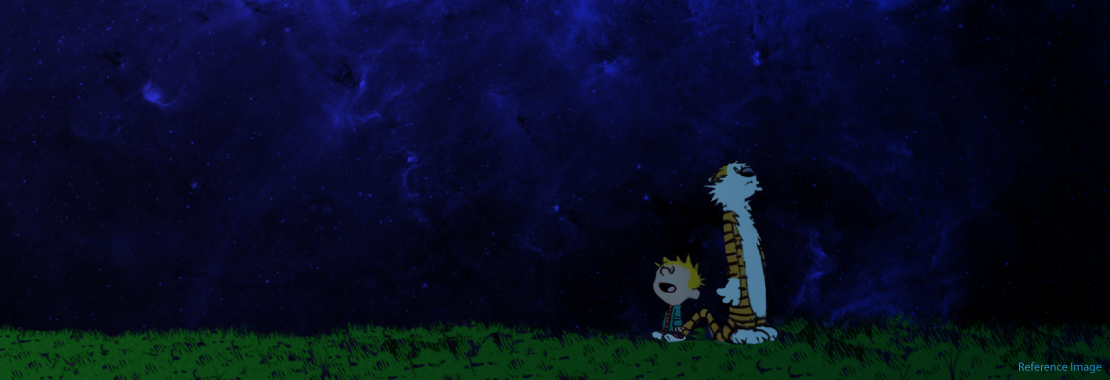 – Calvin and Hobbes, Starstruck