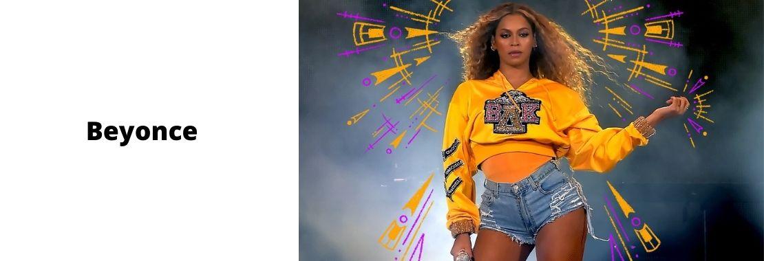 Beyonce Charity