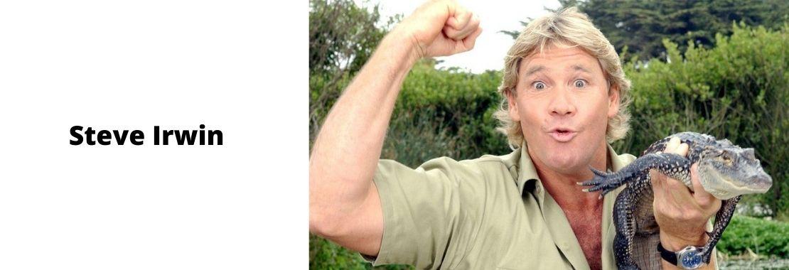 Steve Irwin, Crocodile Hunter